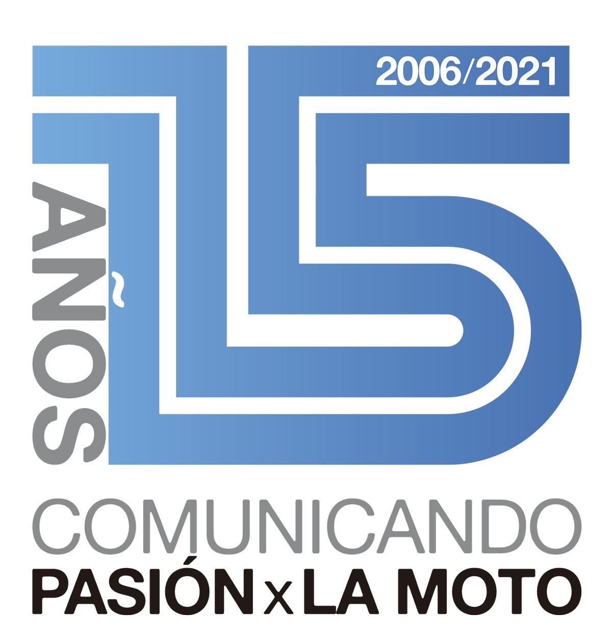 Logotipo XV aniversario Medis Grupo